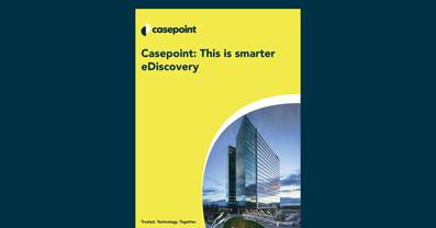 Casepoint Digital Brochure