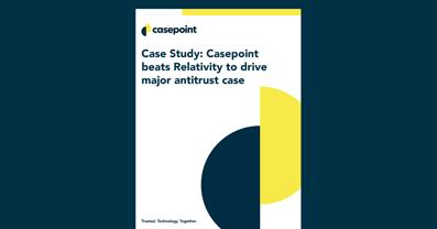 Anti-Trust Casepoint Case Study