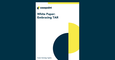 Casepoint TAR White Paper
