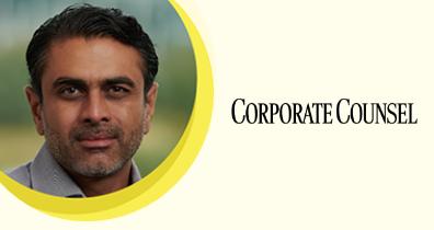 Corporate Counsel Haresh Bhungalia
