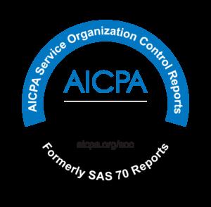 AICPA SOC Security Certification Logos