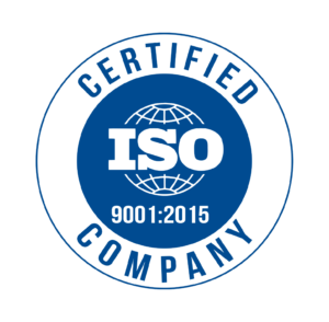 ISO 2015 Security Certification Logo