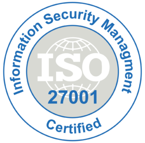 ISO 27001 Security Certification Logos