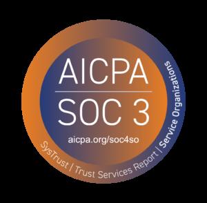 SOC3 Security Certification Logos