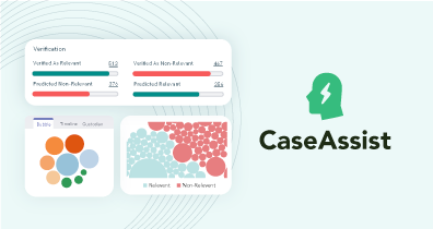 Casepoint CaseAssist AI and Advanced Analytics Upgrade